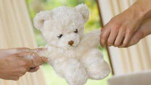 divorce et garde des enfants
